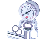 Tuf-Steel Gauge Guard Isolator