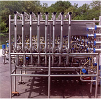 PMO Mixproof Valve Cluster 1